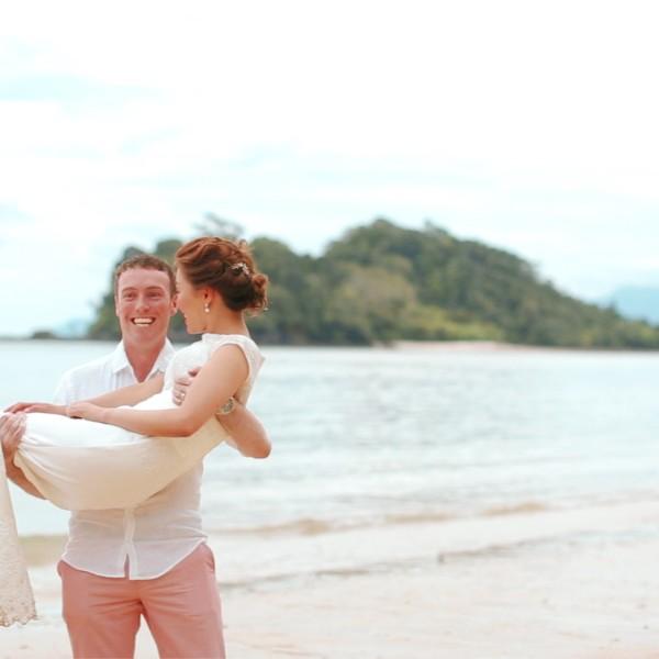 Jimmy & Eve Wedding Highlight Film