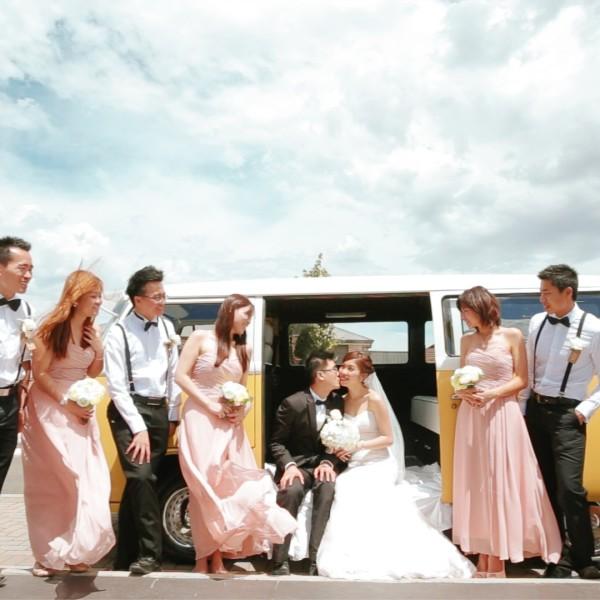 Cia Cen & Rachel Wedding Highlight Film