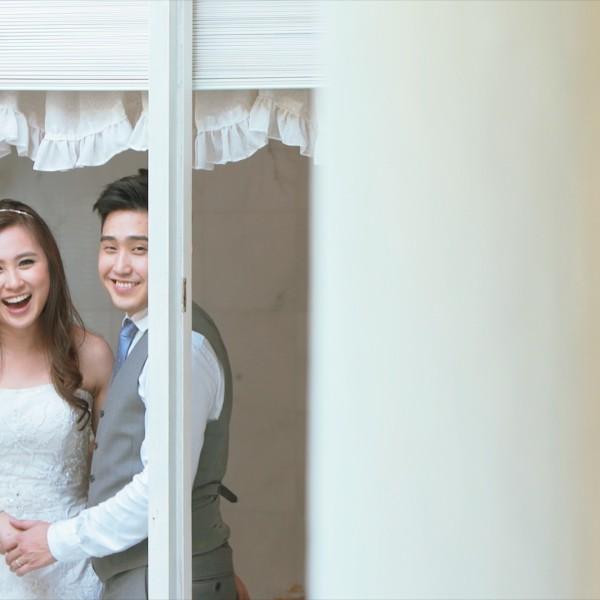 Darren & Christina Wedding Highlight Film