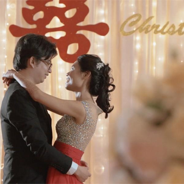 Rip & Christine Wedding Highlight Film