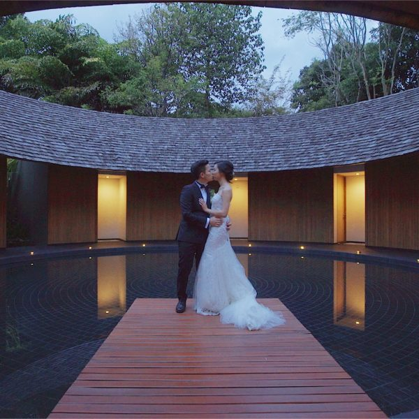 Why Way & Esther Wedding Highlight Film